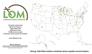 Find A Site | Lutheran Outdoor Ministries